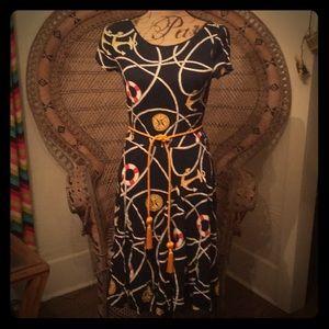 Lauren Ralph Lauren nautical dress